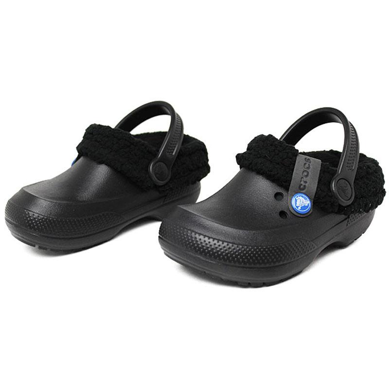 Crocs x blitzen black black 1