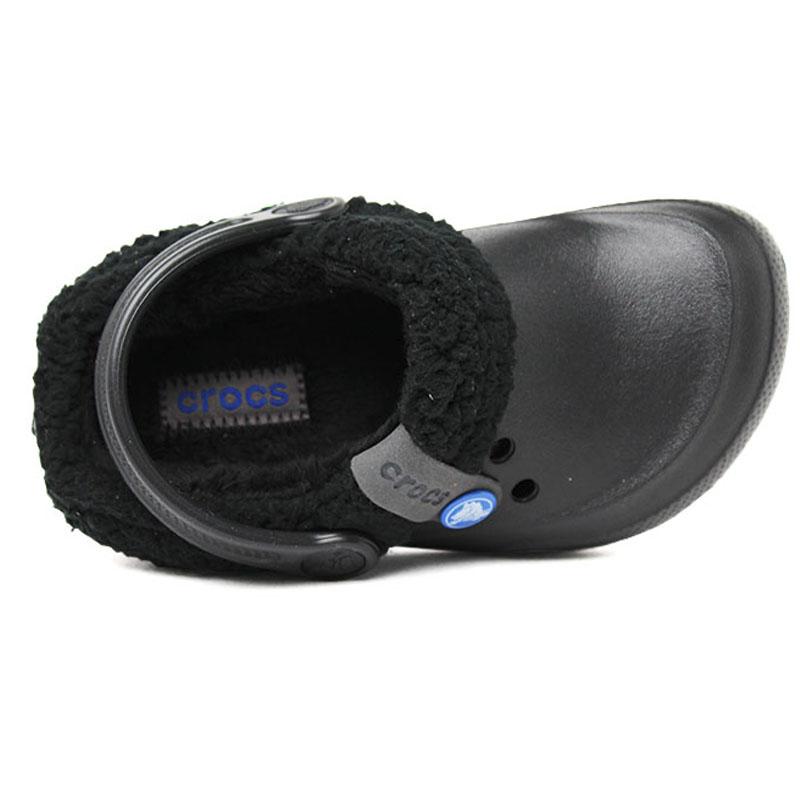 Crocs x blitzen black black 2