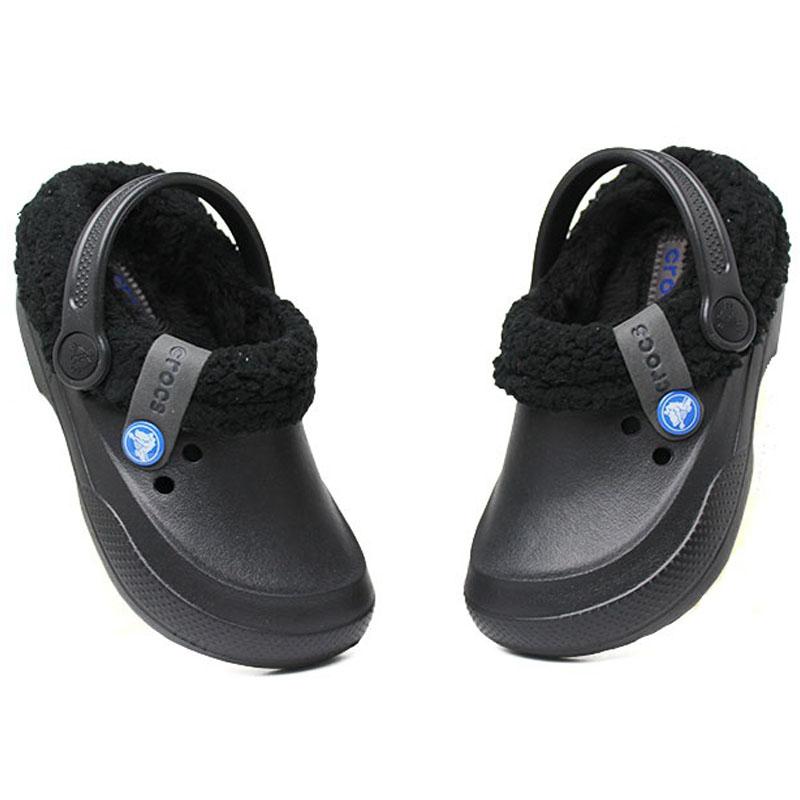 Crocs x blitzen black black 3
