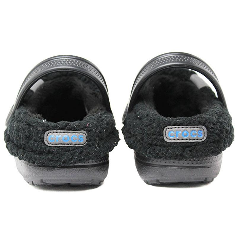 Crocs x blitzen black black 4
