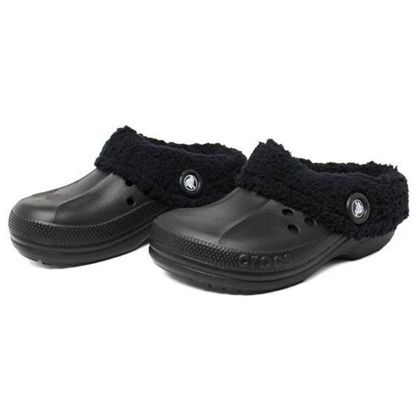 Crocs x blitzen black black 5