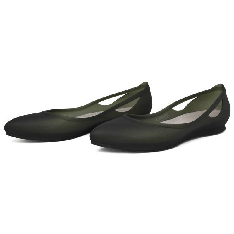 Crocs rio flat black planitum 1