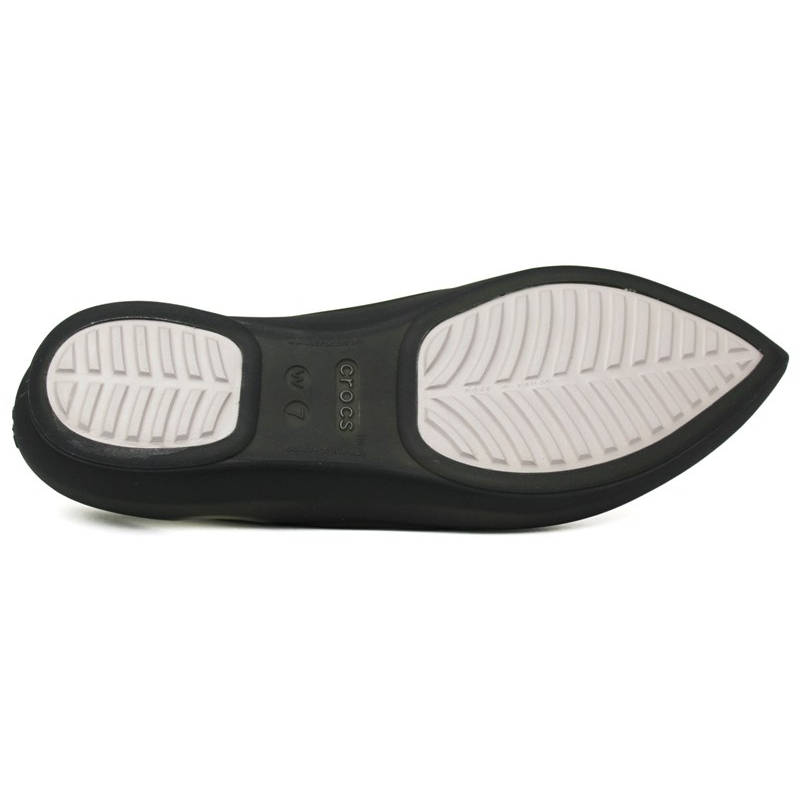 Crocs rio flat black planitum 3