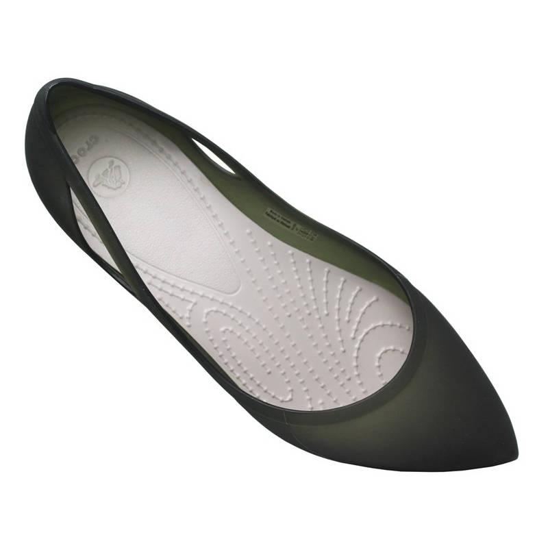Crocs rio flat black planitum 4
