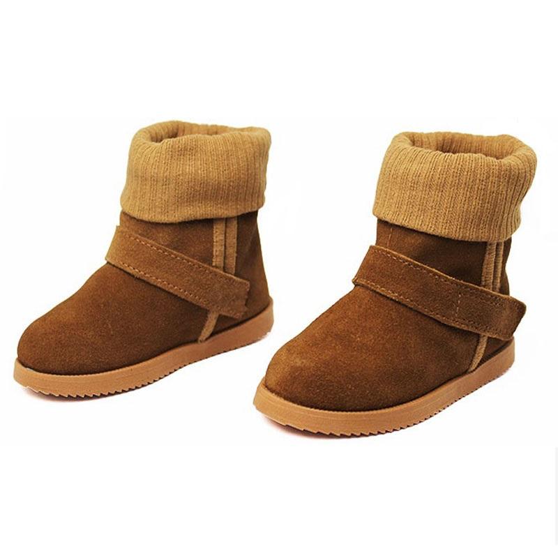 Perky moon boot baby camel 1