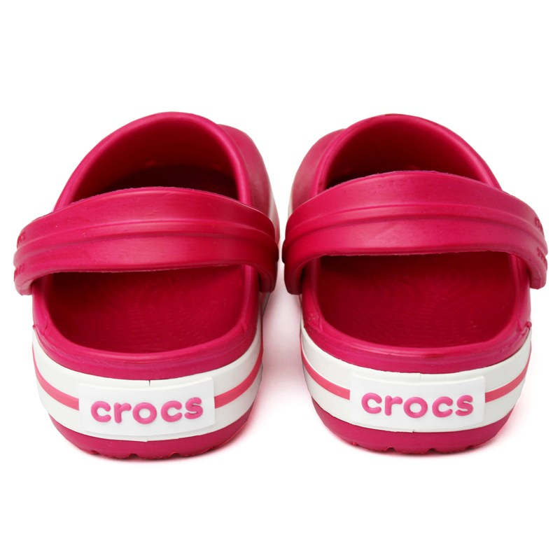 Crocband kids raspberry white 5 ef2cd2308ab