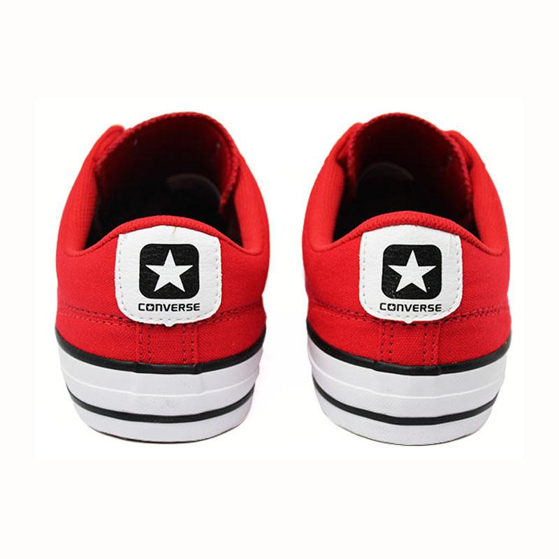All star star player vermelho preto branco 5