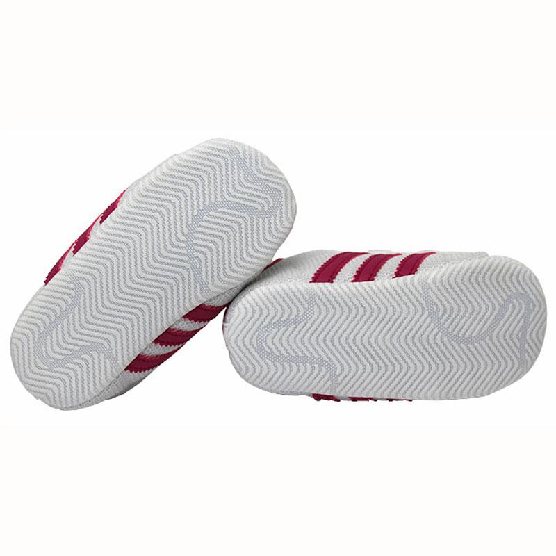 Tenis adidas superstar crib ftwwht bopink ftwwht 3