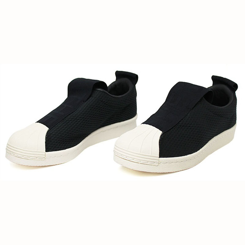 Tenis adidas superstar slip on 1 48e689594bb