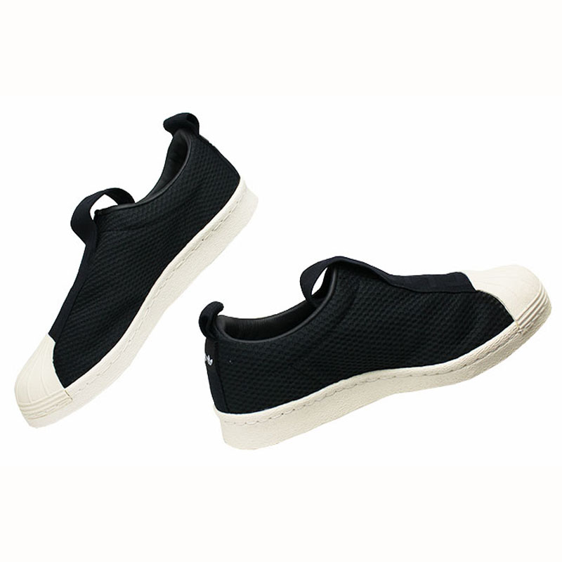 Tenis adidas superstar slip on 2 dd55472b605