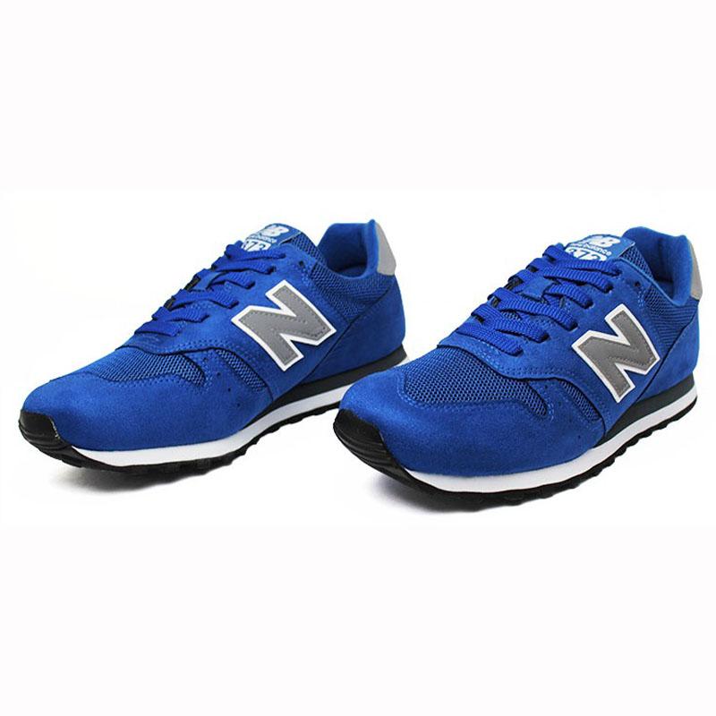 New balance 373 masculino blue 1