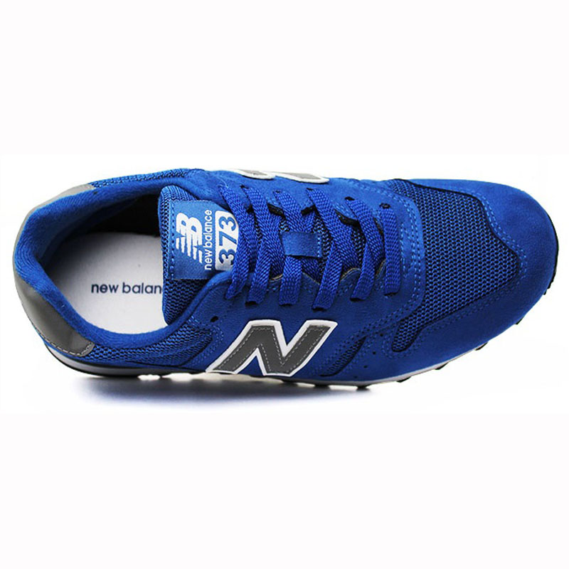 New balance 373 masculino blue 2