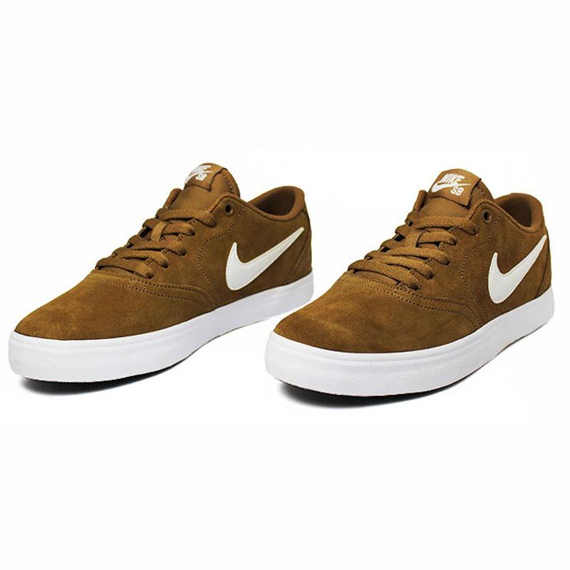 Nike sb check solar golden beige white 1