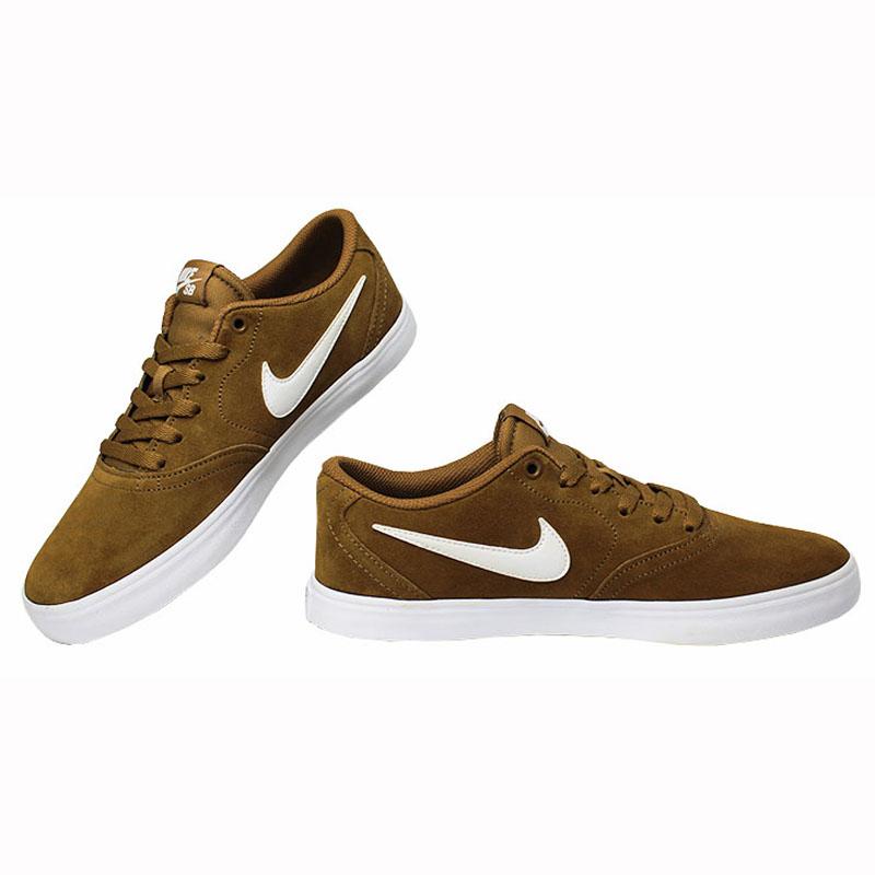 Nike sb check solar golden beige white 2