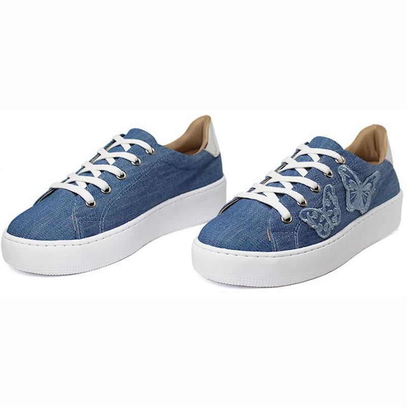c926ad8e7a3 Tenis convexo jeans summer 1