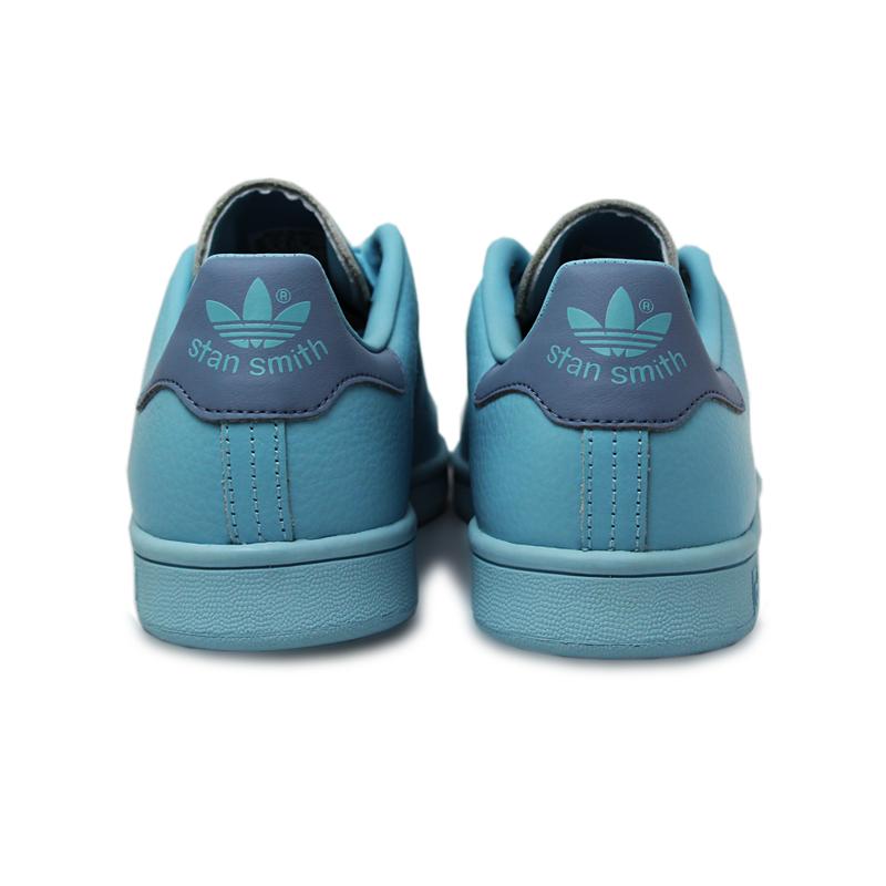 Adidas stan smith jun mono icey blue 1
