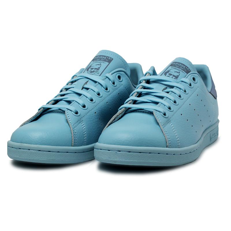 Adidas stan smith jun mono icey blue 5