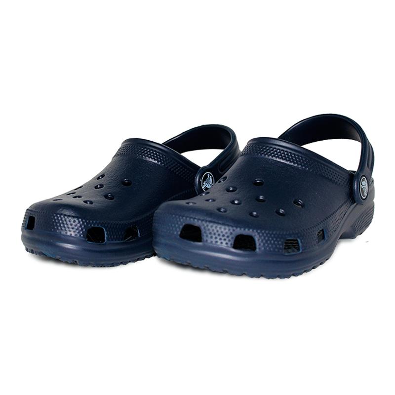 Crocs classic kids navy 1