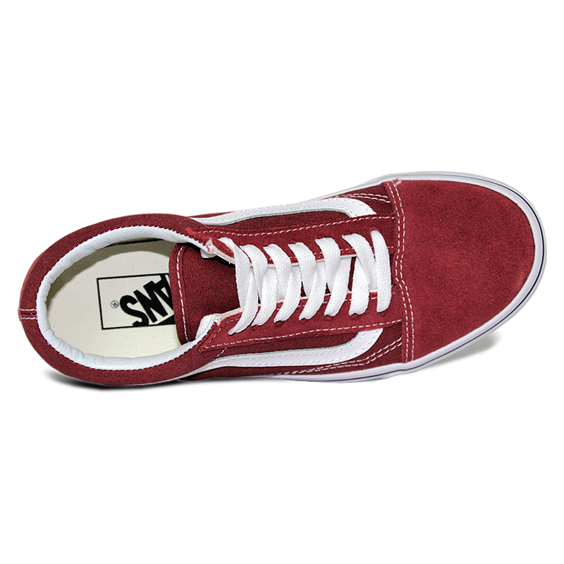 Tenis vans old skool apple butter true white 3
