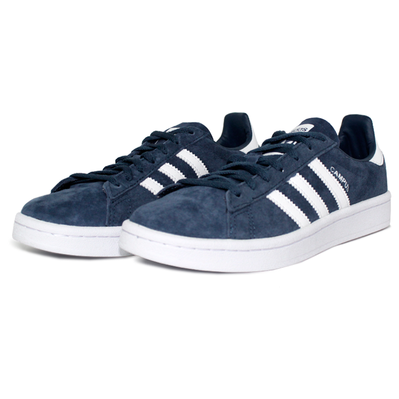 Tenis adidas campus w mineral blue running white 2