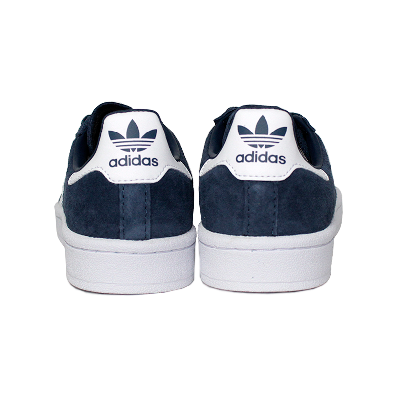 Tenis adidas campus w mineral blue running white 3