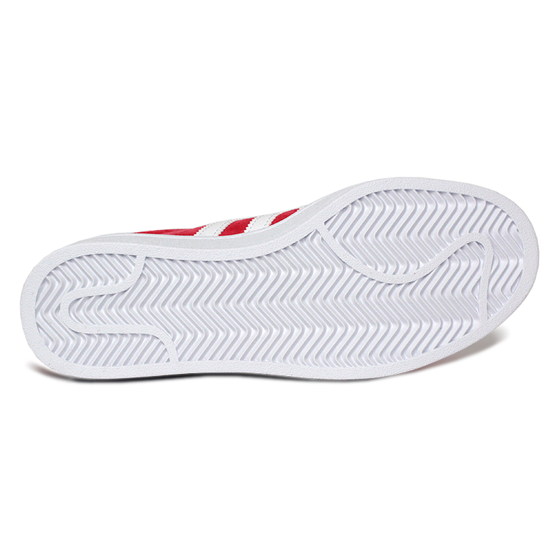 Tenis adidas campus w ray red running white 1