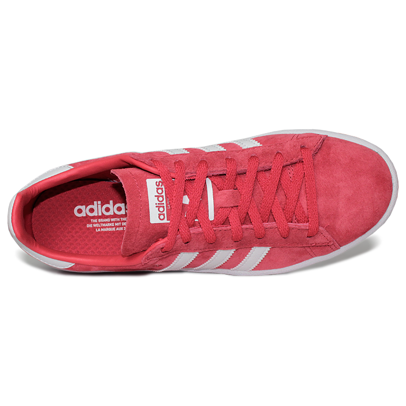 Tenis adidas campus w ray red running white 2