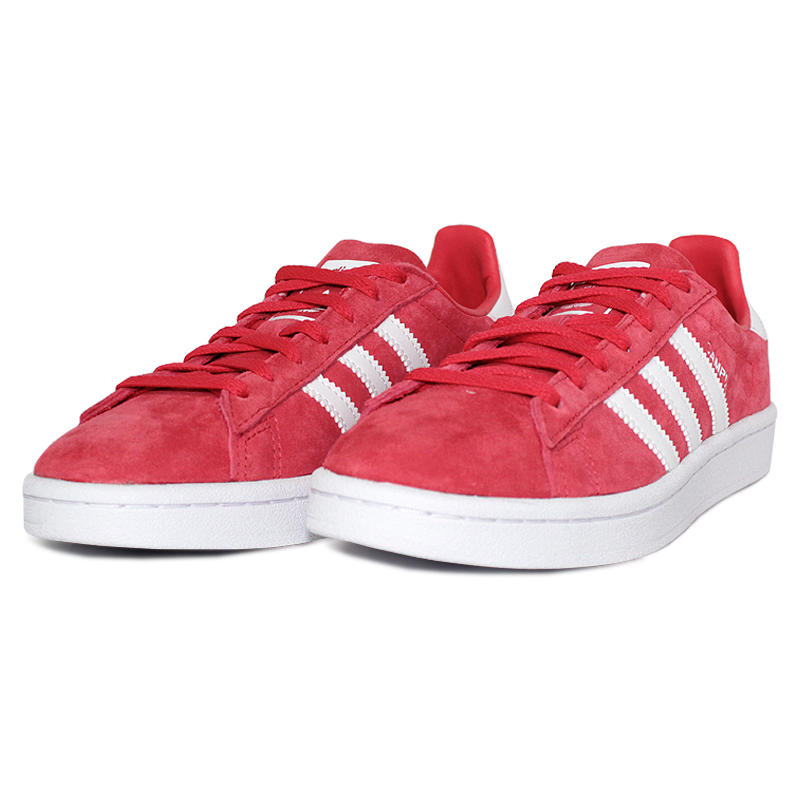 Tenis adidas campus w ray red running white 4