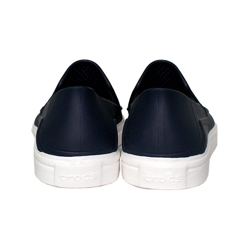 Crocs citilane roka slip on navy white 3