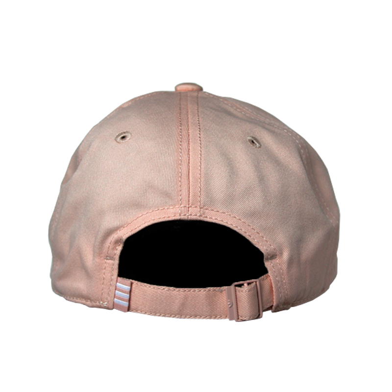 Bone adidas trefoil blush pink 1