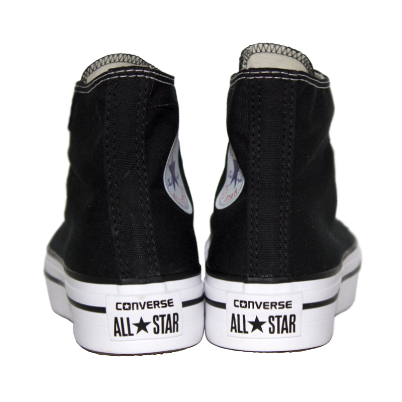 All star platform hi preto branco 2