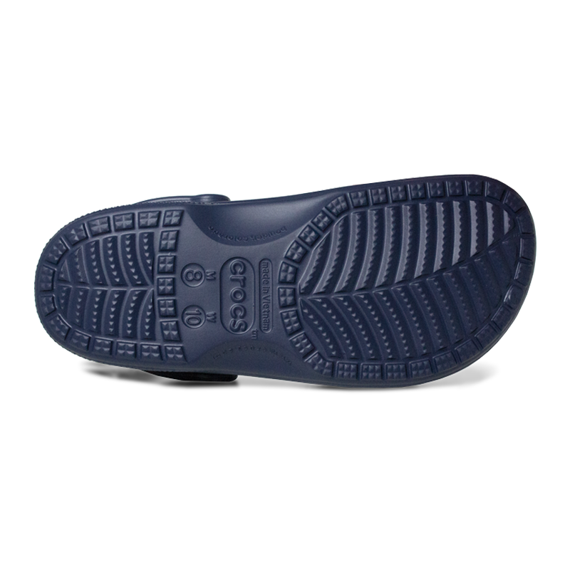 Crocs winter clog navy charcoal 1