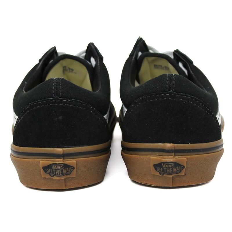 62ea5810dd Tenis vans old skool gumsole black 3