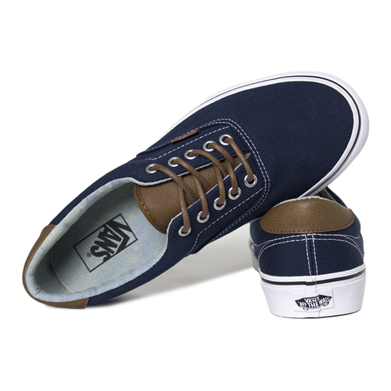 Vans era 59 c l dress blues acid denim 3