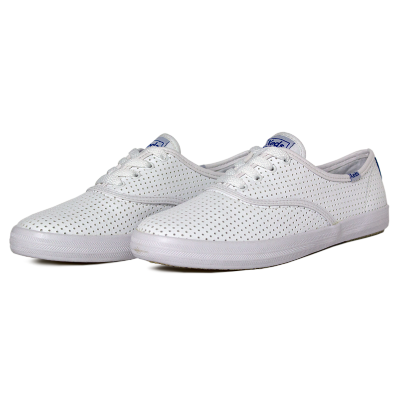 Tenis keds champion retro court perf branco 3