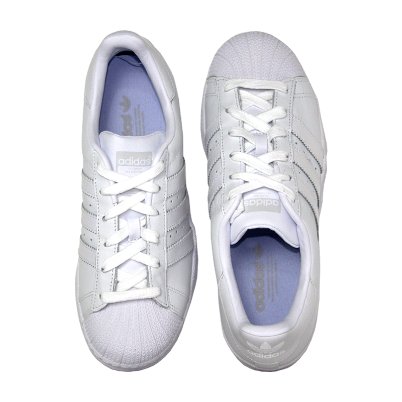 Adidas superstar white 4