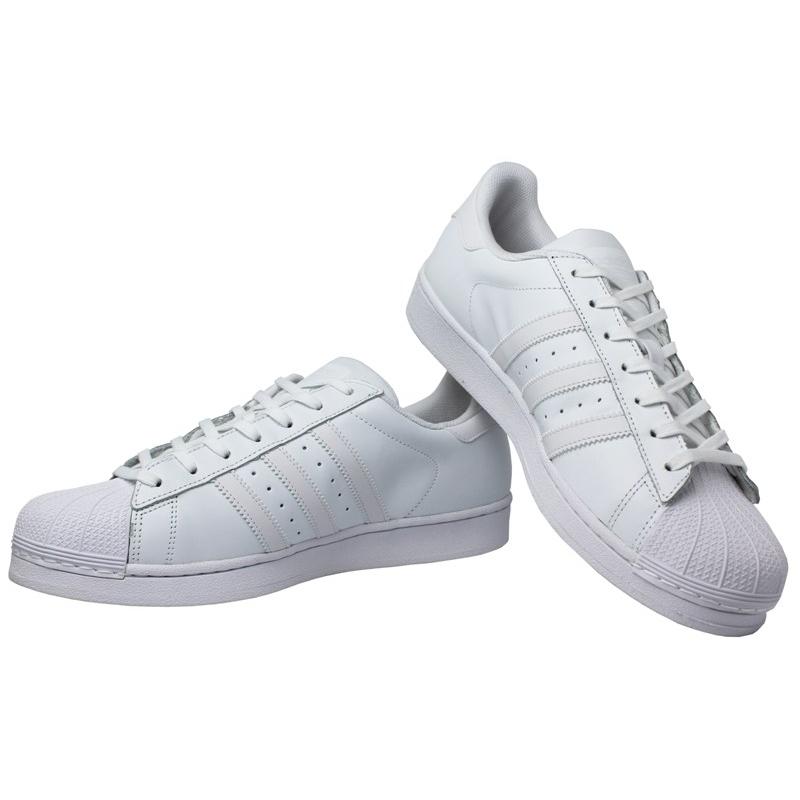 da495f98d76 Tenis adidas superstar foundation branco 1