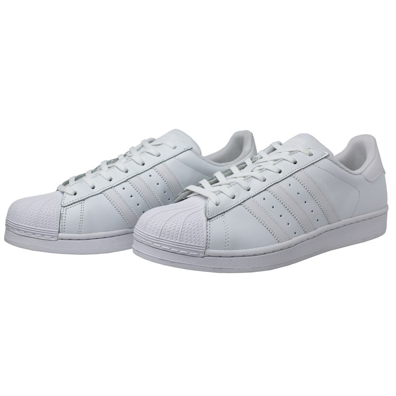 659d8a38d0f Tenis adidas superstar foundation branco 2