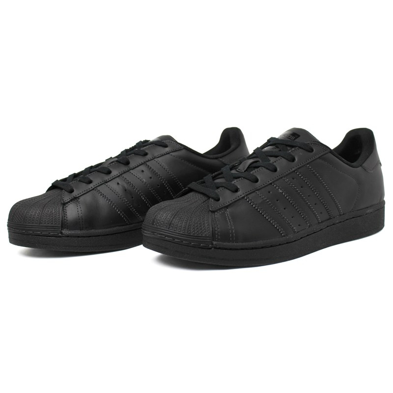 Tenis adidas superstar foundation preto 3