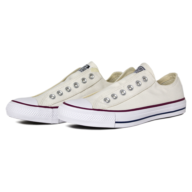 All star ct as slip bege branco 2