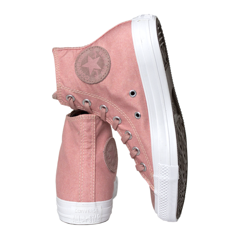All star seasonal eco suede hi rosa ferrugem 3