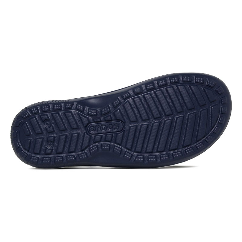 Crocs classic slide navy 3