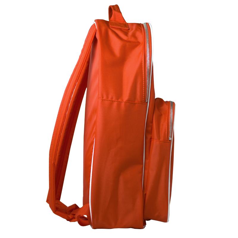 Mochila adidas adicolor active orange 1