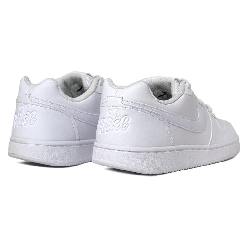 Nike ebernon low white 4