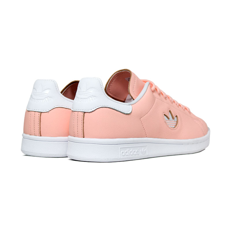 Adidas tenis stan smith clear orange 1