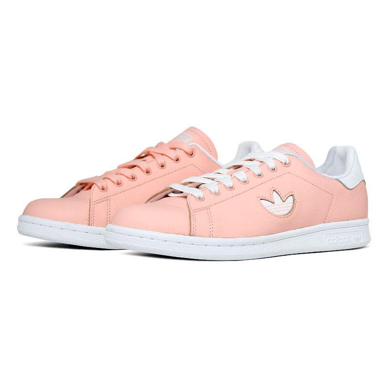 Adidas tenis stan smith clear orange 3
