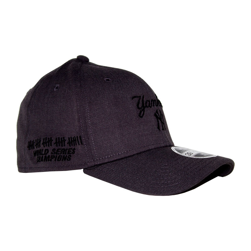 Bone new era hp core heather black 1