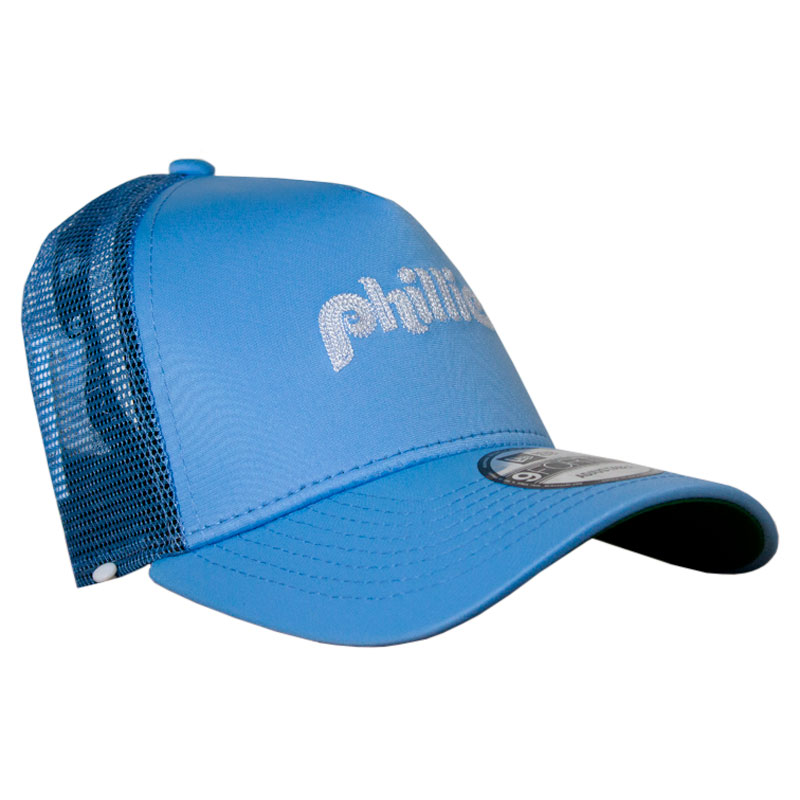 Bone new era telinha philips light blue 1