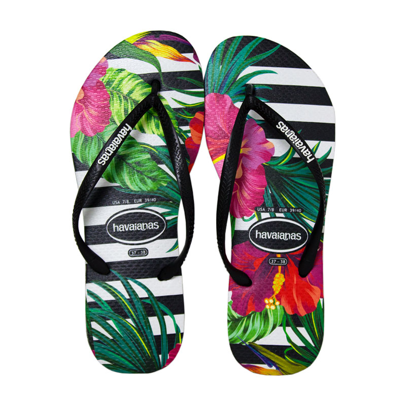 Havaianas slim floral imperial palace 1