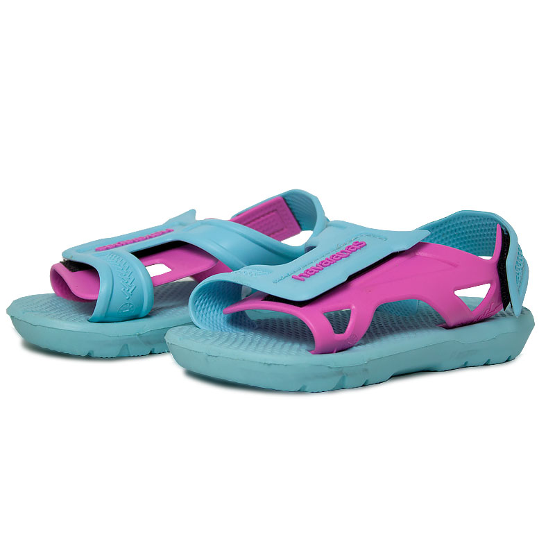 Havaianas kids move ice blue 1